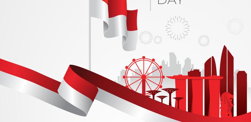 Happy 56th Birthday, Singapore!