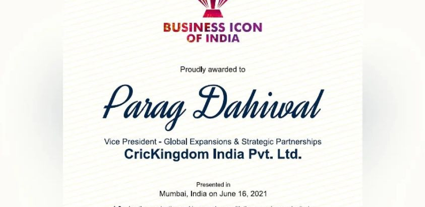 Business Icon of India