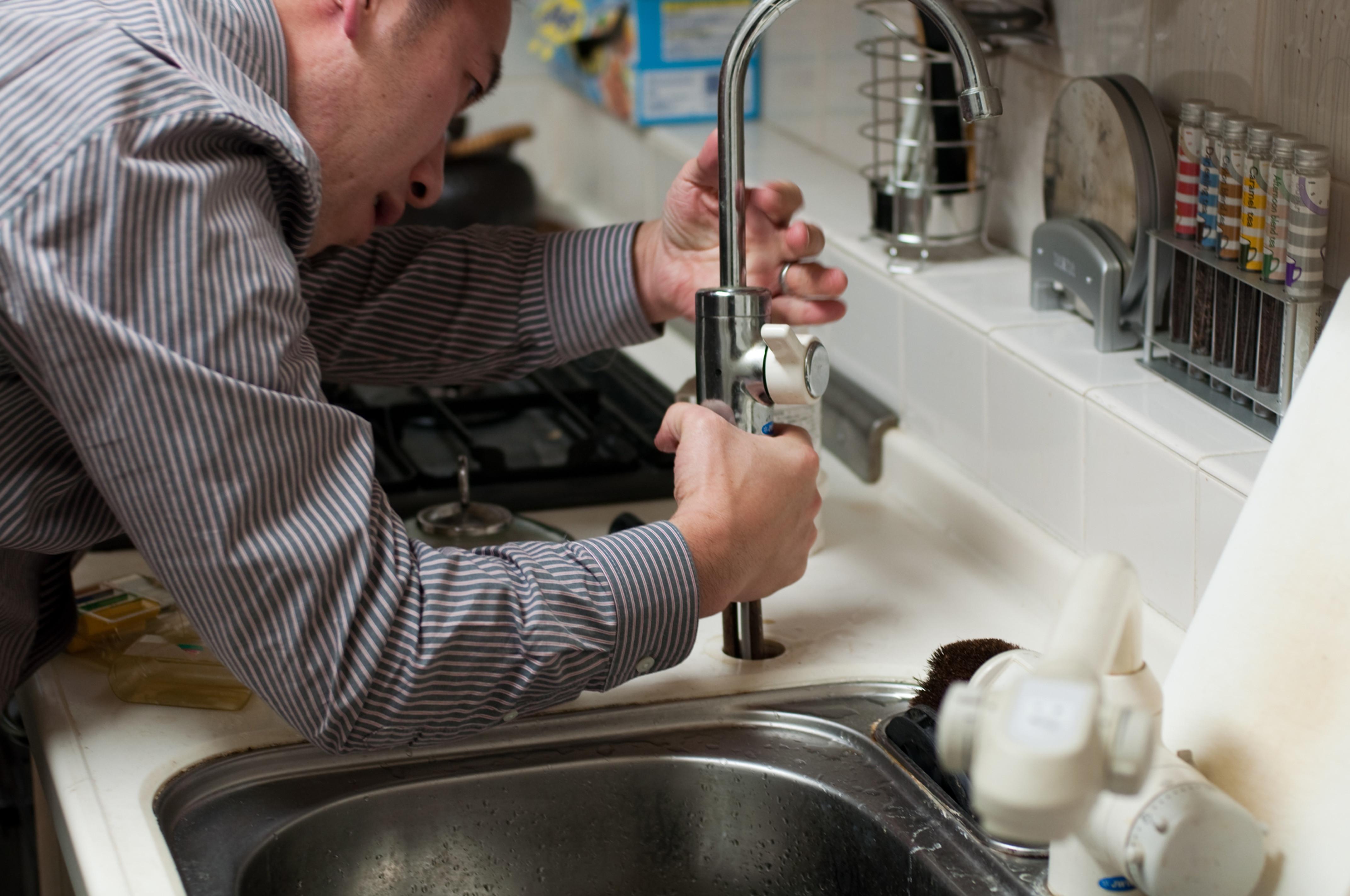 Residential Leak Detection & Prevention