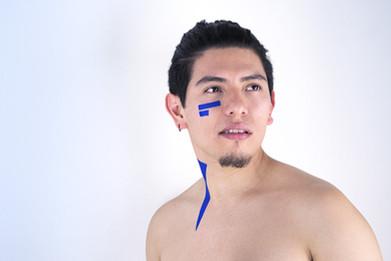 E.R Blue