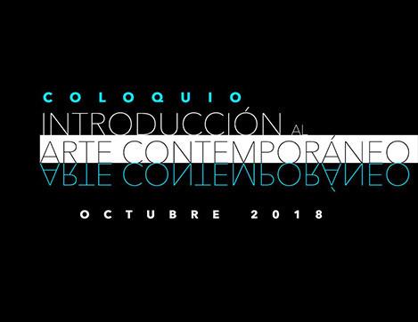 """Coloquio """"Introducción al Arte Contemporáneo"""" en Casa de la Mora."""
