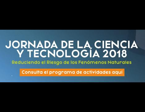 Jornada de la ciencia y la tecnología