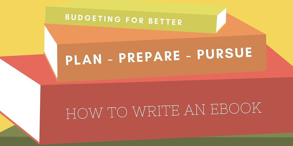 ADULT Writing and Financial Literacy Empowerment Webinar