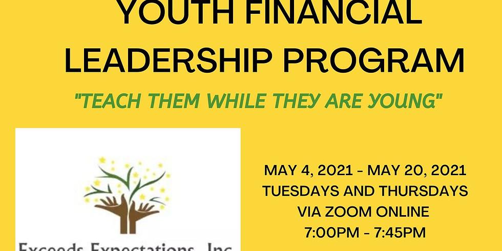 Youth Financial Leadership Program Cohort 6
