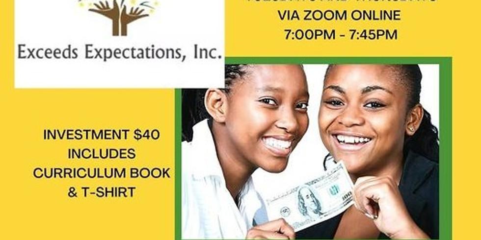Youth Financial Leadership Program Cohort 5