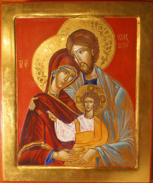 Święta Rodzina Domowy Kościół