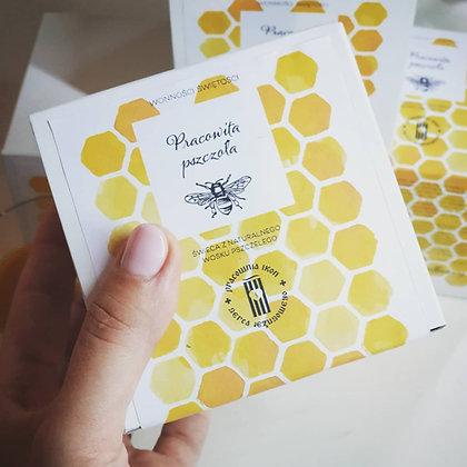 Świeca- Pracowita pszczoła