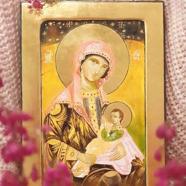 Matk Boska Karmiąca