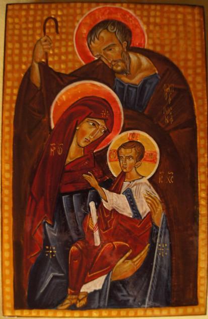 Święta Rodzina wg wzoru Konstantego Markovicha