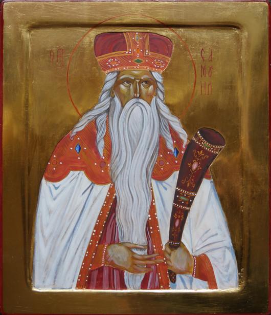 prorok samuel pracownia ikon serca Jezus