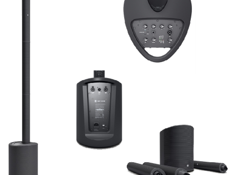 Akku Soundsystem 200 Watt mit Bluetooth Maui 5 GO 100