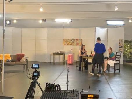 Abschlussprüfung virtuell für eine Schauspiel- & Musicalschule