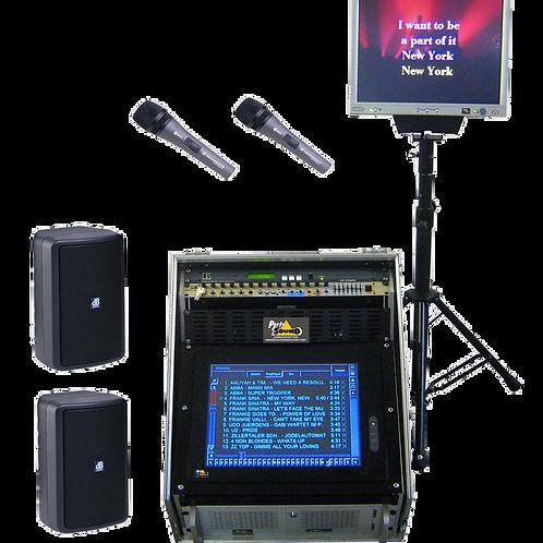 Karaoke PC Touch mit über 7500 Titeln