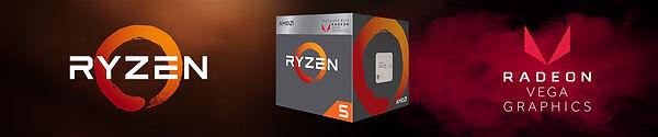 Ryzen 5 wth Vega Graphics