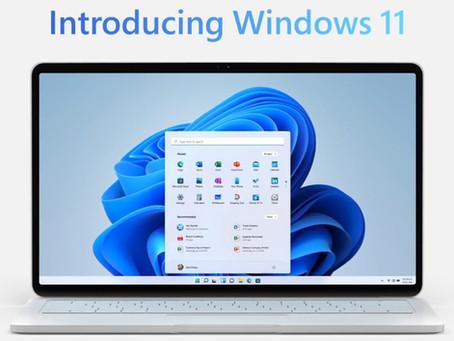 Windows 11 released