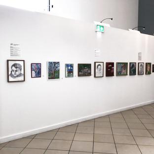 Ground floor, Winners Wall