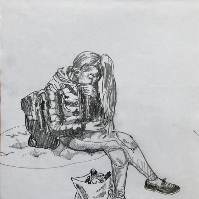 Girl outside the lift.jpg