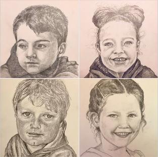 Portraits of the Winners by Rachel Macmanus
