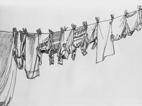 Day 3/2017: Washing lines