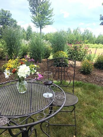 Summer Wine Garden