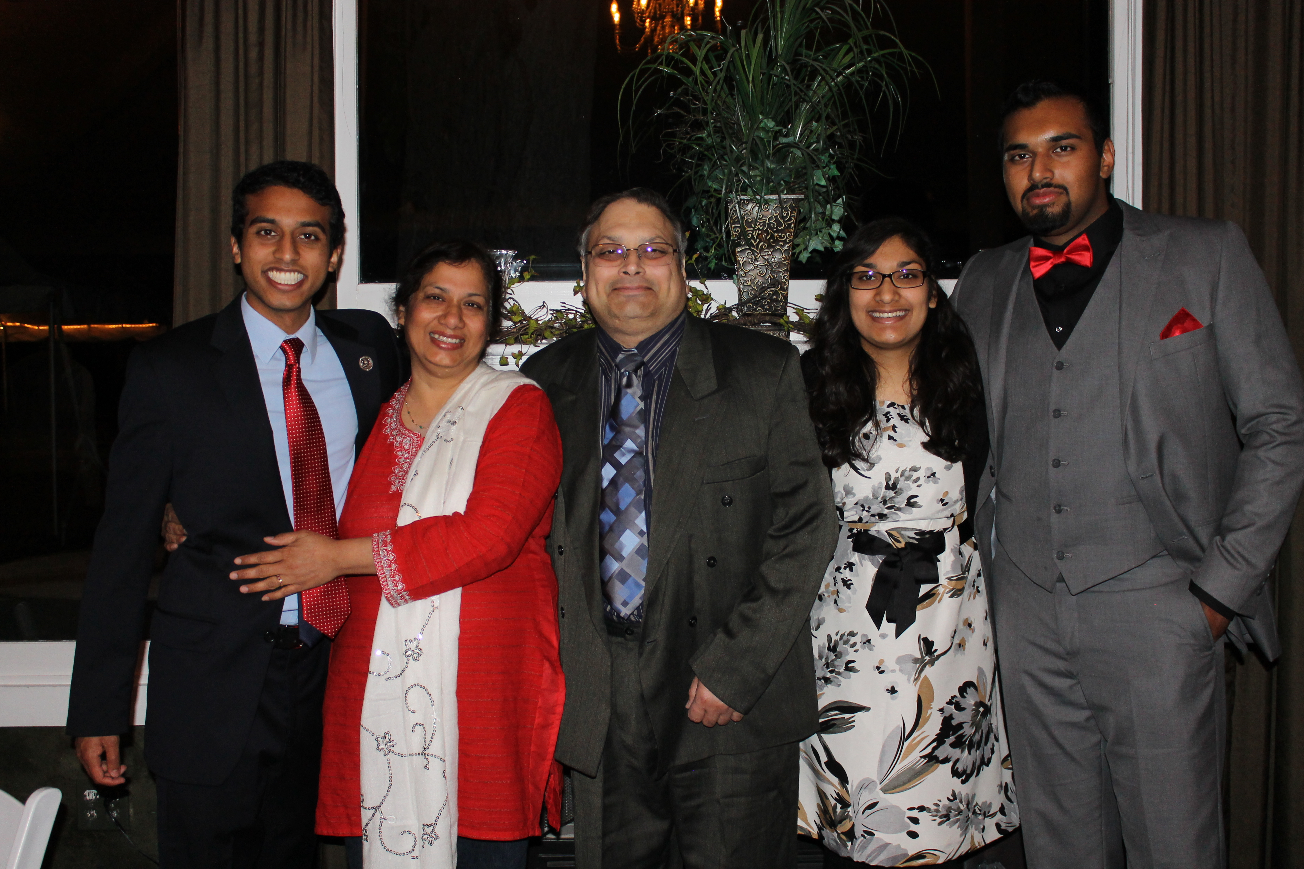 The Akhtar Family
