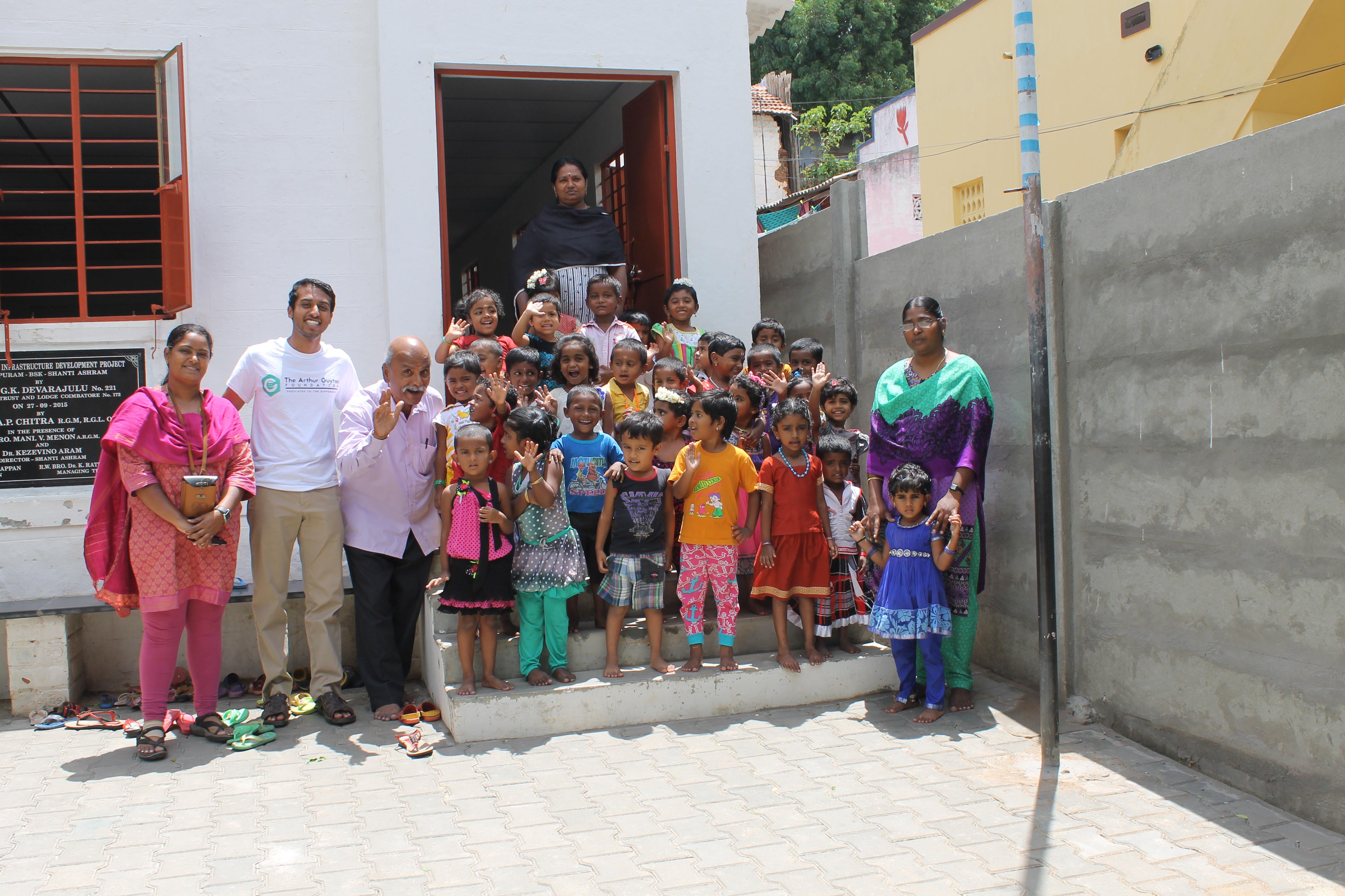 Shanti Ashram Clinic