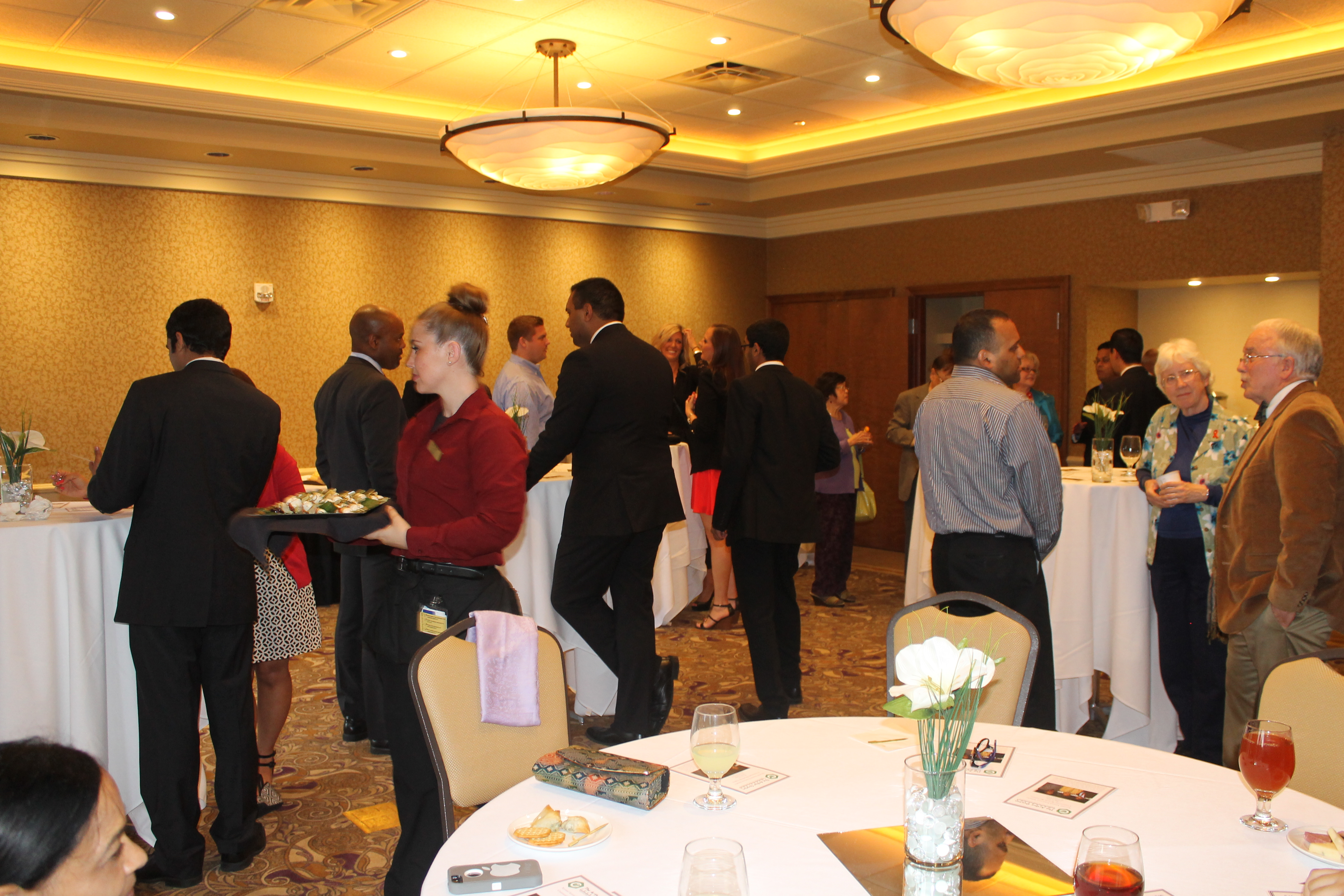 2nd Annual Reception