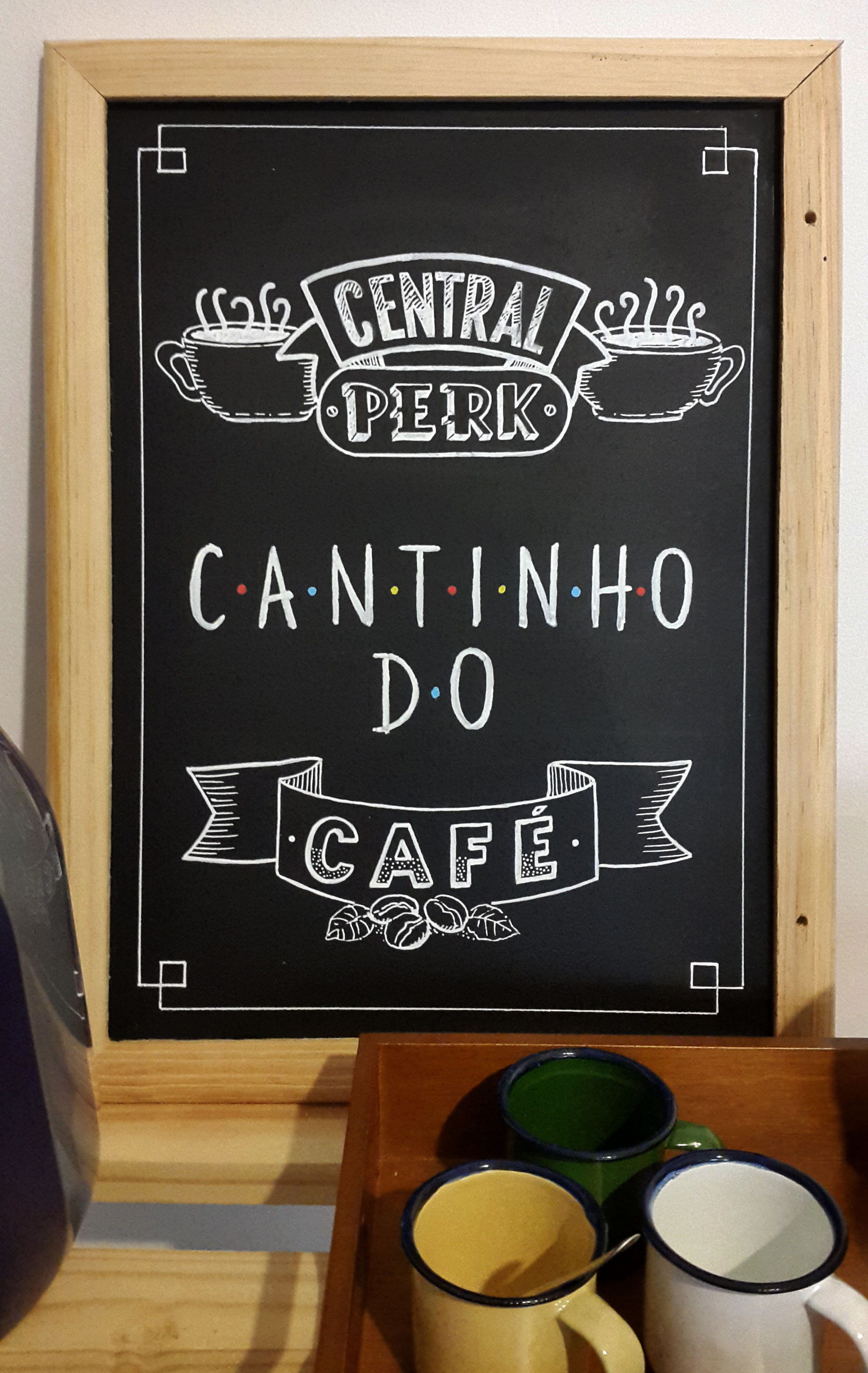 Cantinho do Café GSanté Pilates
