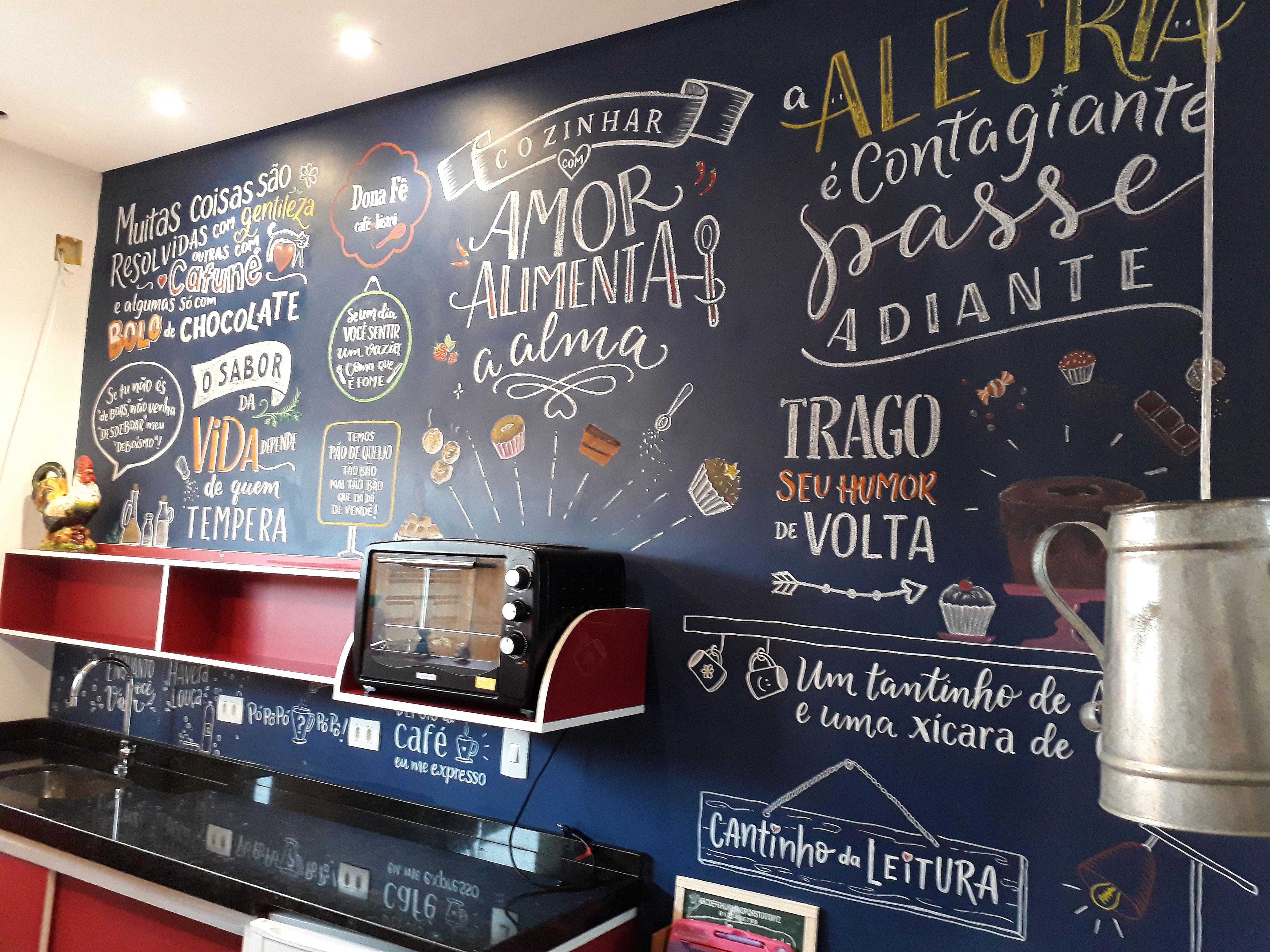 Dona Fê Café Bistrô - Jun18