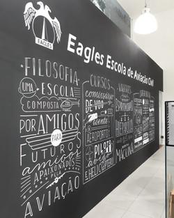 Eagles Esc. de Aviação Civil Fev2018