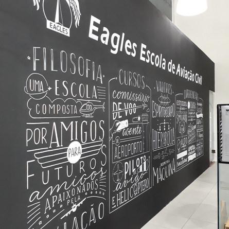 Eagles Escola de Aviação - Fev 2018