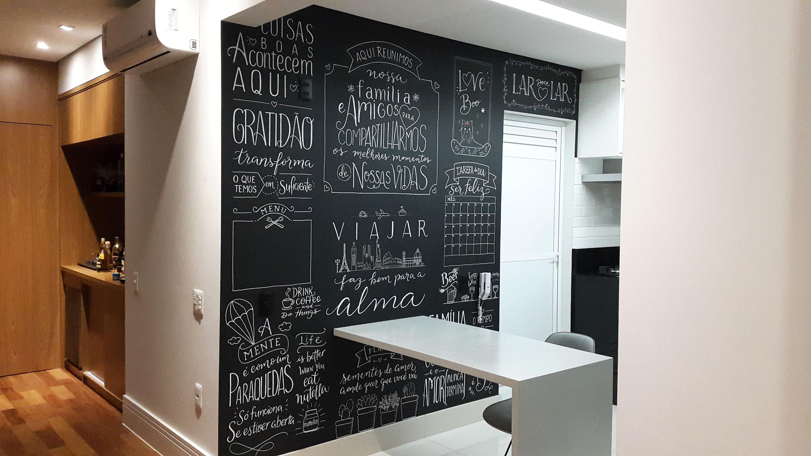 Cozinha apartamento Out 2017