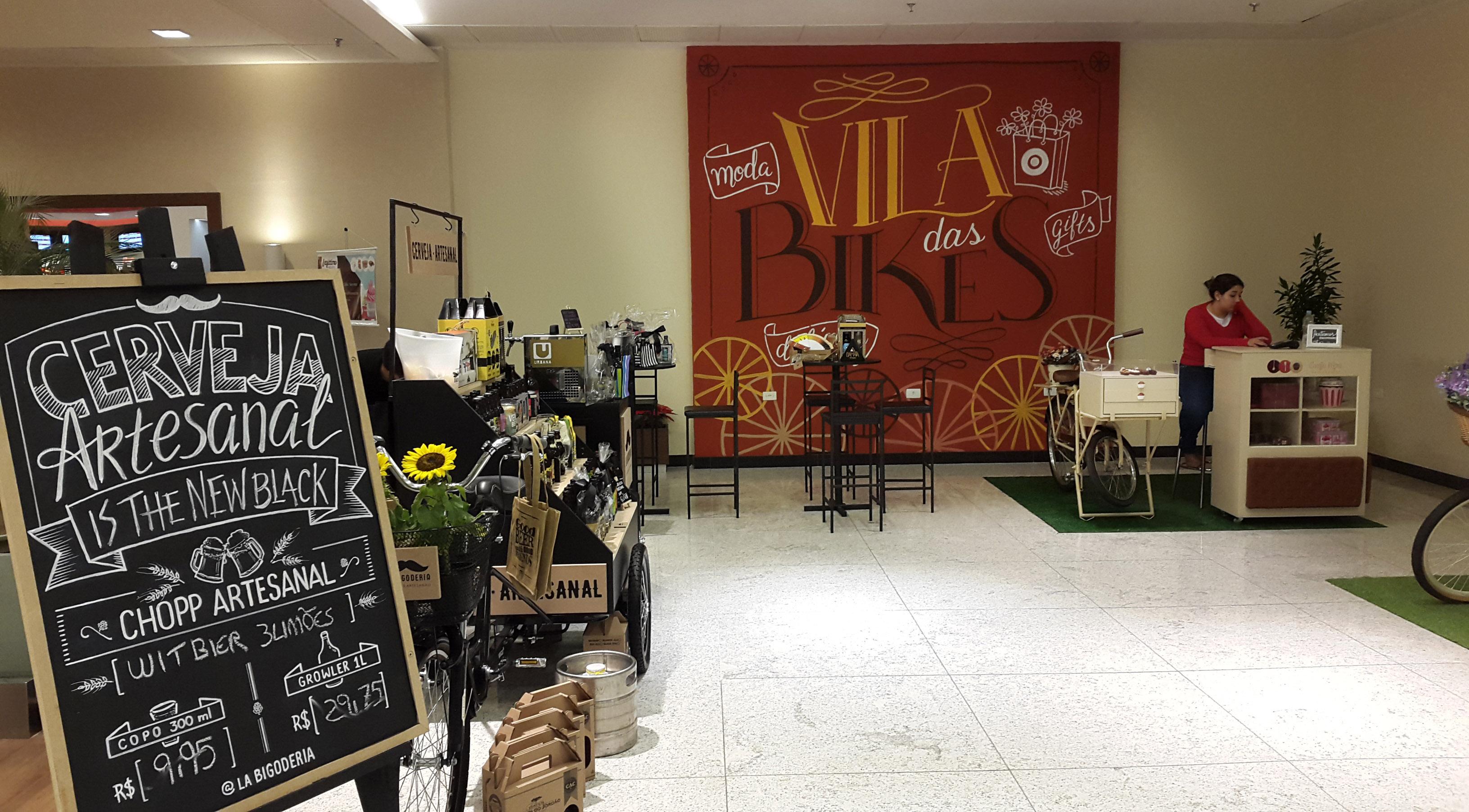 Vila das Bikes - Colinas Shopping