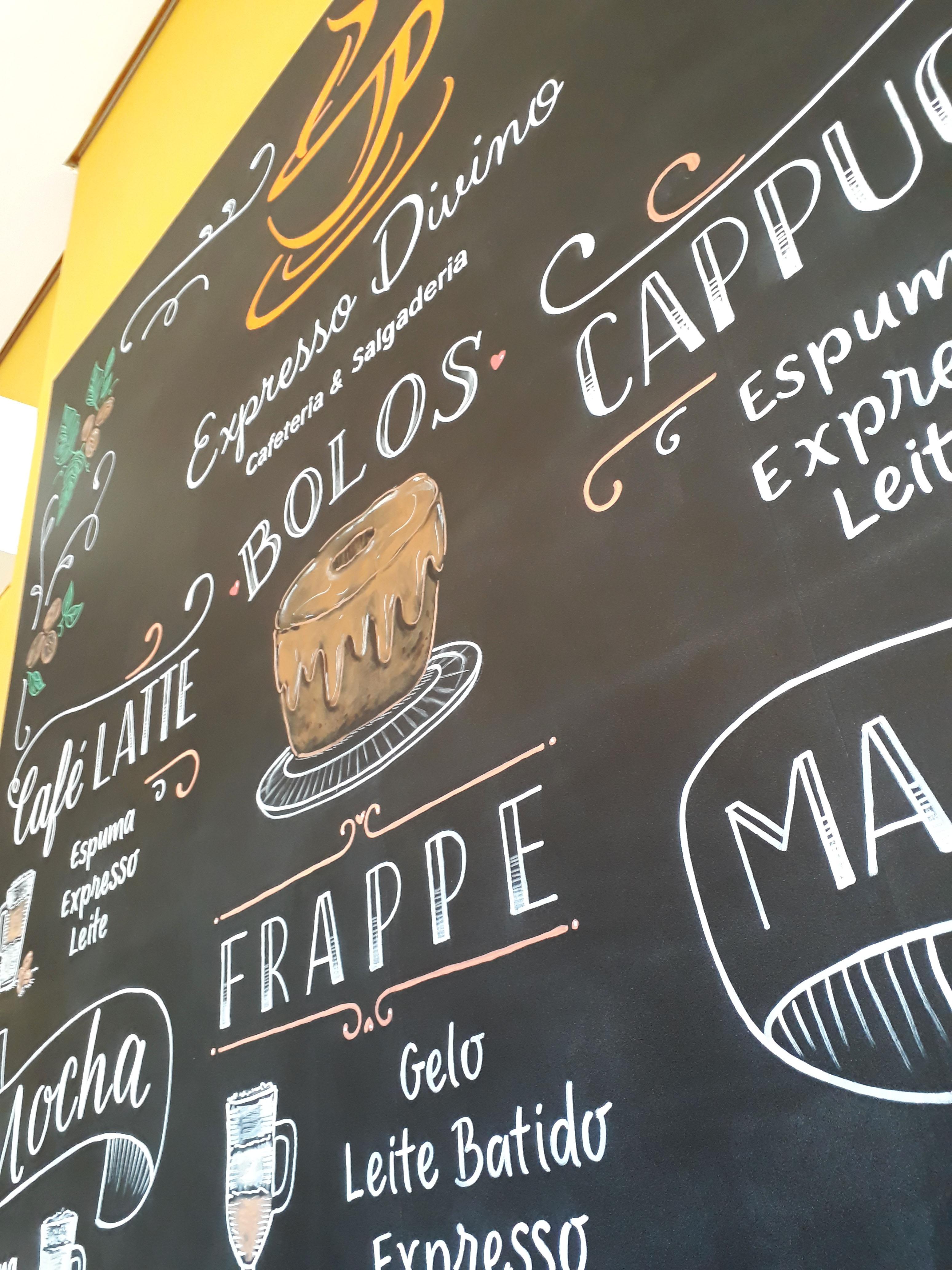 Cafeteria Expresso Divino - Jun19