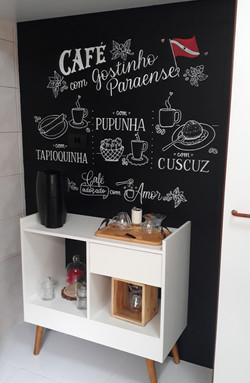 Cantinho do Café com Gostinho Paraense - Nov 2020