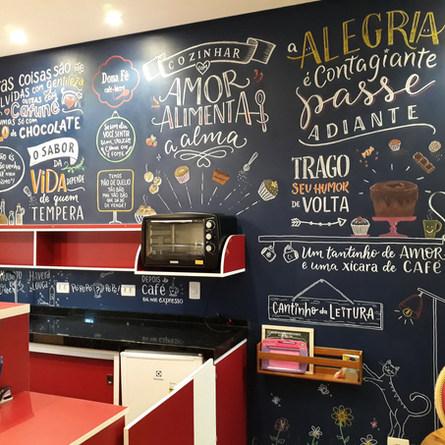 Dona Fê Café Bistrô - Maio 2018