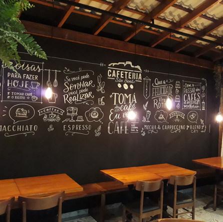 Cafeteria São Bento Julho 2018