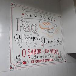 Arte em parede de cozinha nov18