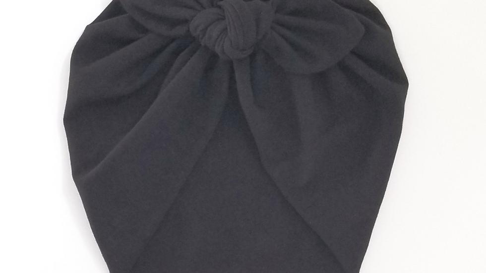 Turban BIO noir