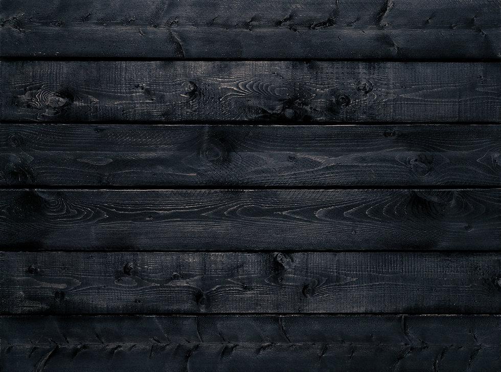 Dark black wood texture background viewe