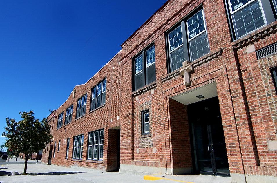 Old School Apartments Casper Wyoming