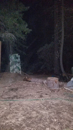 Outhouses are no fun...