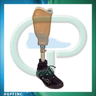 BK Socket Skin Toned Lamination with Proflex
