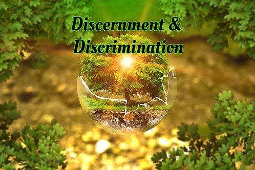 Discernment and Discrimination Spiritual Training