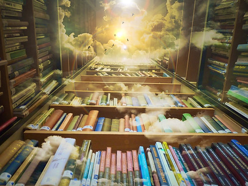 The Universal Library Part 3 - Mysticism and Dimensional Navigation