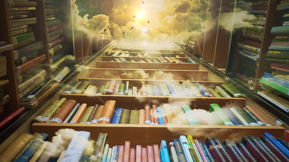The Universal Library Part 2 - Radiance of Your Soul Essence