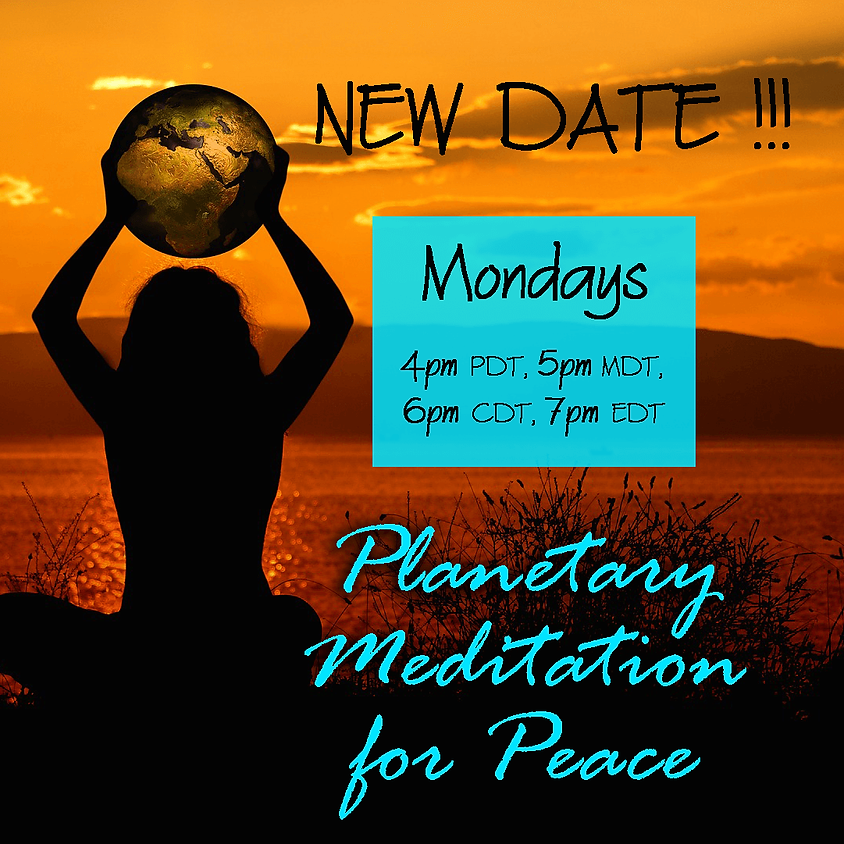 Planetary Meditation for Peace