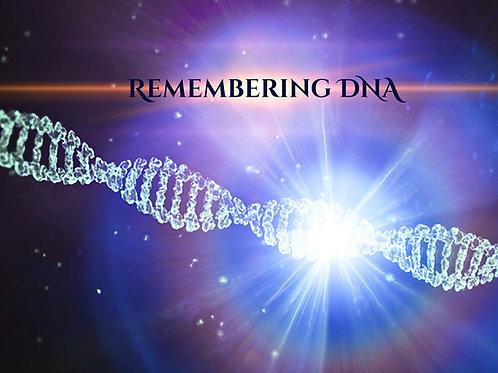 Remembering DNA