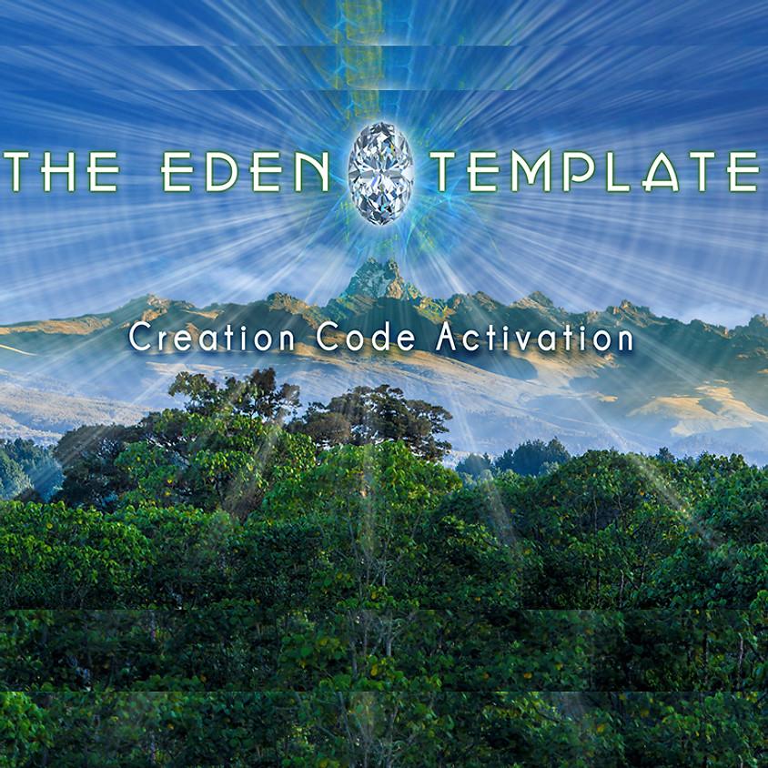 11:11 Eden Template Activation