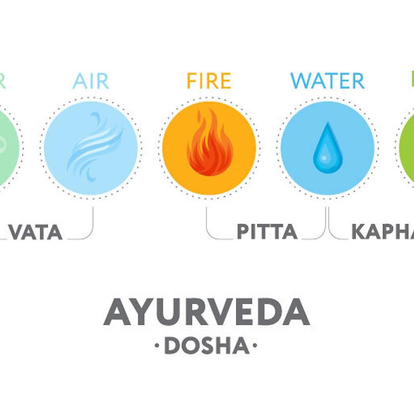Ayurveda Basics: Week 1 CLASS or BUNDLE